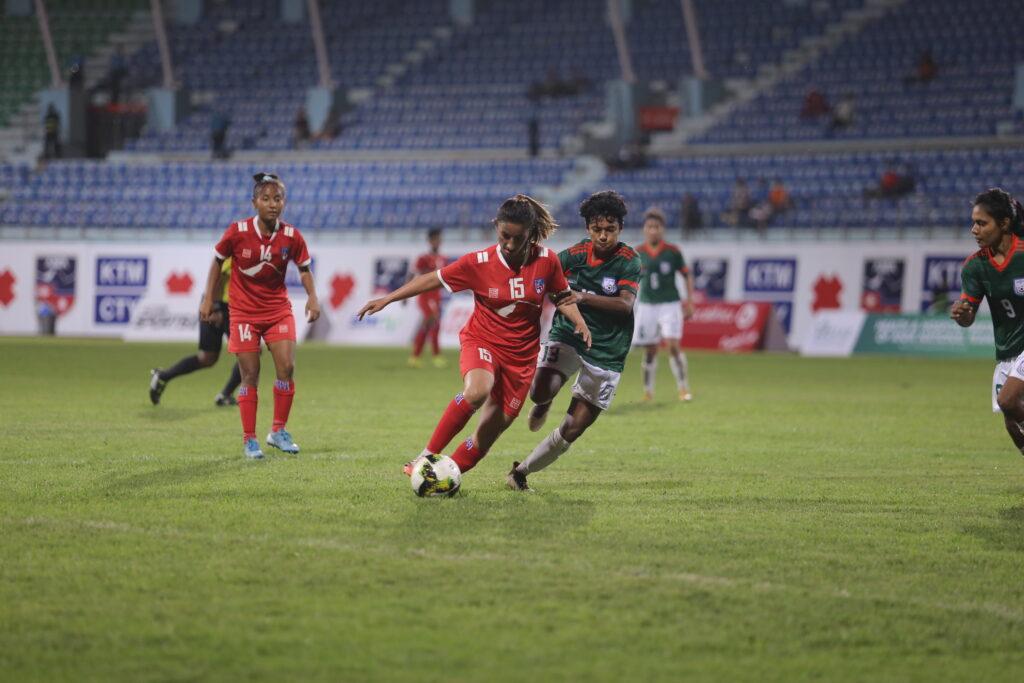 नेपाल–बंगलादेश दुई मैत्रीपूर्ण शृंखला :फिनिसिङमै नेपाल कमजोर